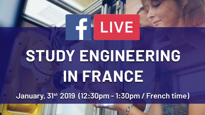 Facebook-live-study-engineering-france-ecam-lyon