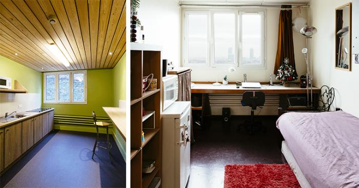 Logement et Restauration - ECAM Lyon