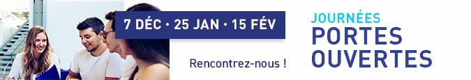 Portes Ouvertes ECAM Lyon 2019