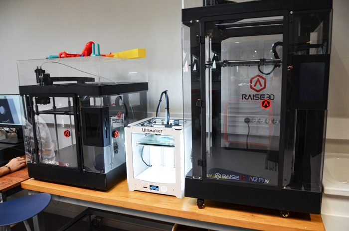 imprimantes 3d fablab usine du futur ecam lyon ecole ingenieur