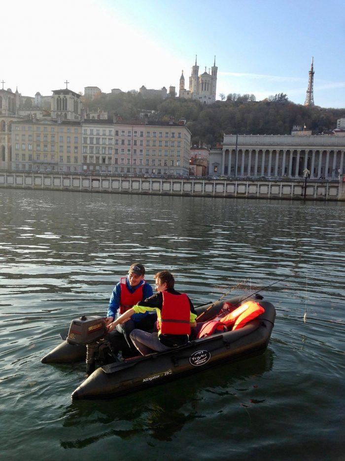 Club pêche ecole ingenieurs ECAM Lyon