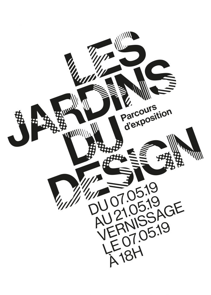 invitation les jardins du design