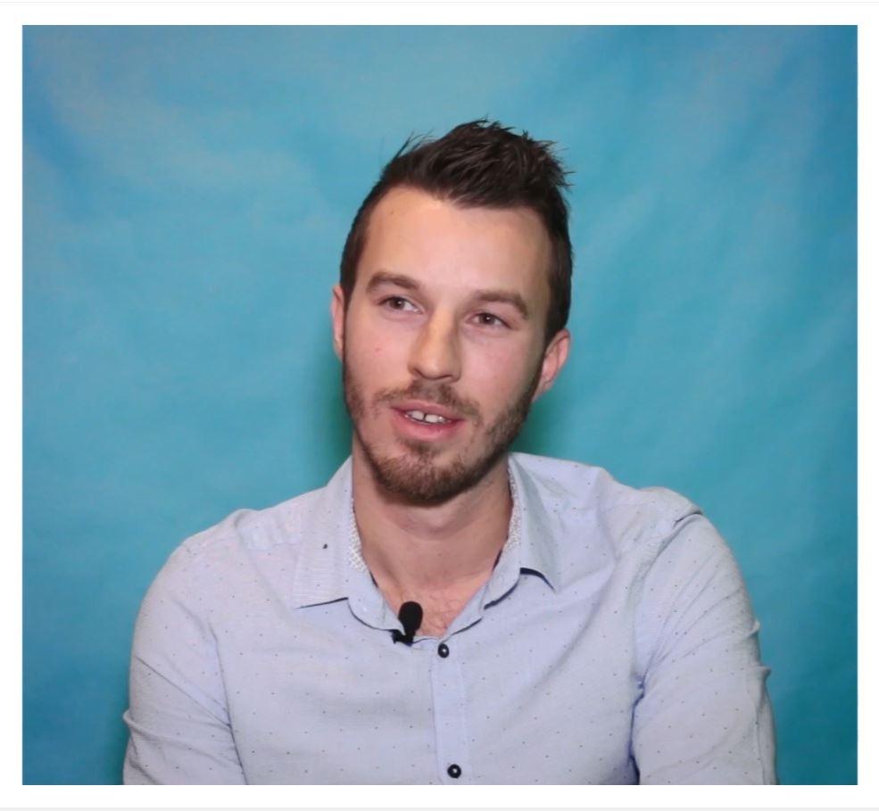 portrait vidéo ingénieur ecam BTP construction genie civil