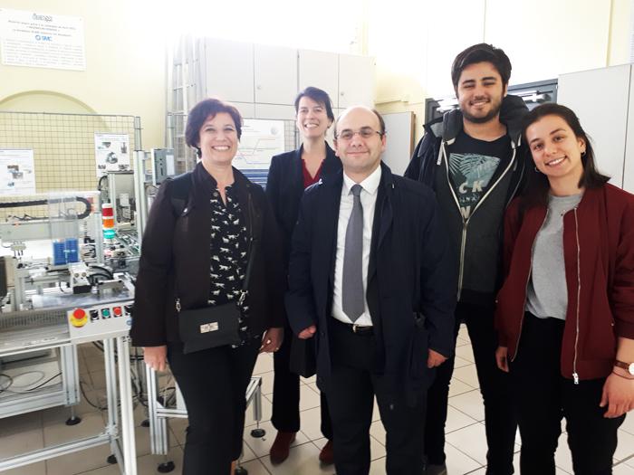 Visite-université-yasar-turquie