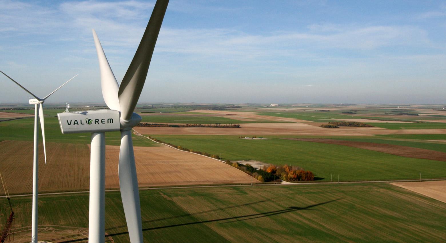 Valorem energie eolienne ingenieur ecam lyon
