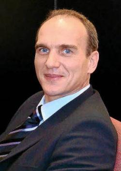 Didier Desplanche, directeur général de l'Ecam.