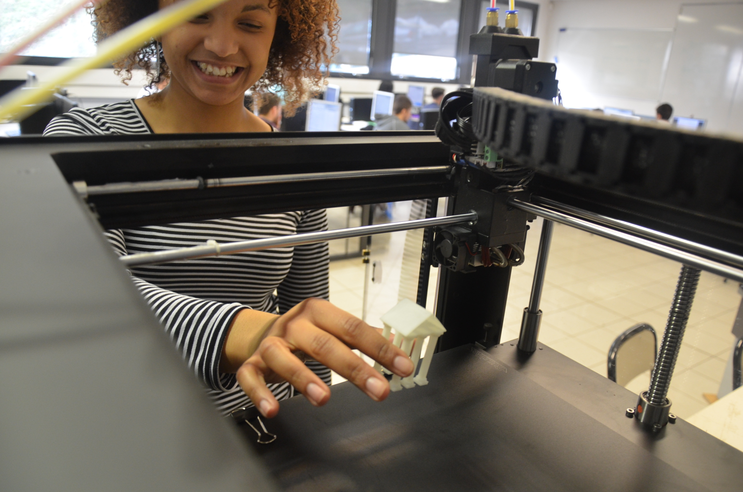 imprimante 3d ecole ingenieur